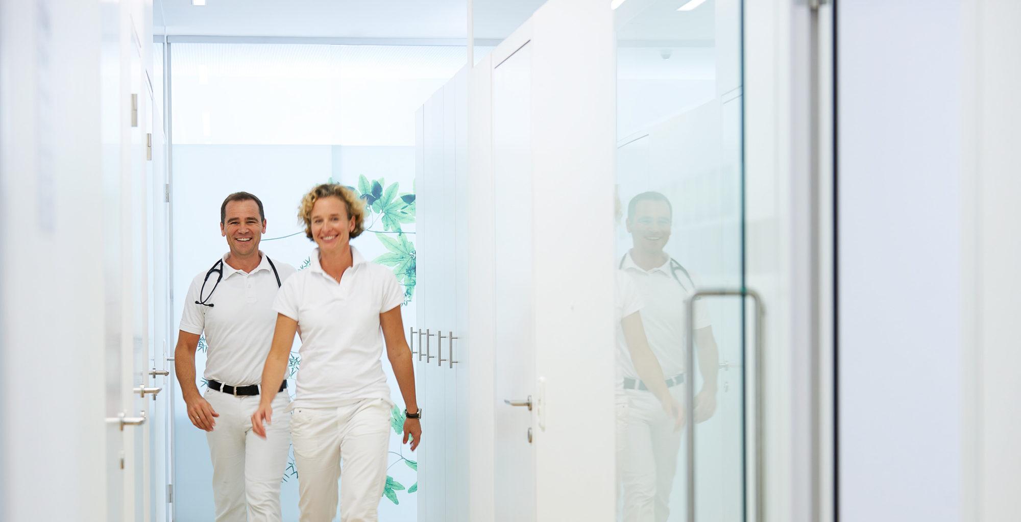 Dr. Alexandra und Dr. Andreas Werle